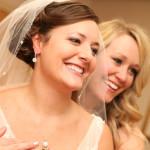 Playful Bride in North Carolina