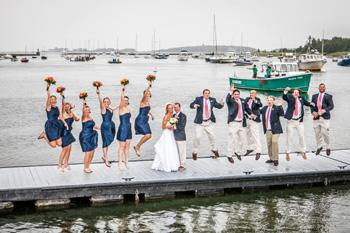 Wedding Party - ESB Photo