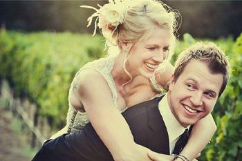 Fun Bride and Groom - Nick Corona Photography