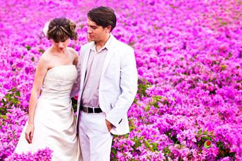 Bride & Groom - Javier Olivero Photography