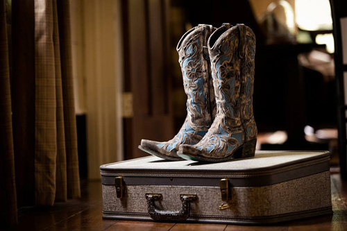 Rustic Brides Wedding Boots