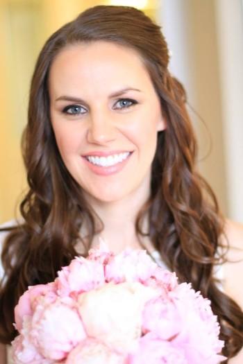 Bride michigan wedding
