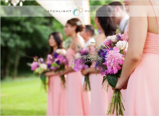 Bridesmaids Arkansas Wedding