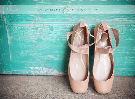 Ballet wedding Shoes