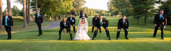 Wedding at Black Swan Country Club Georgetown