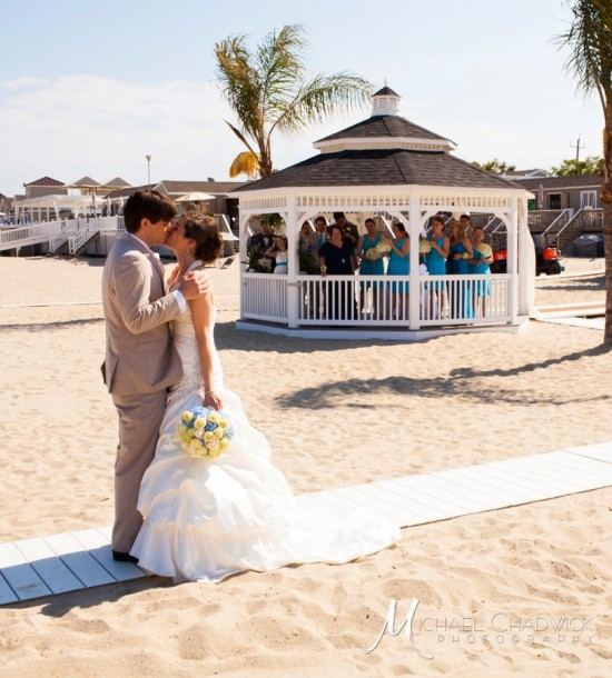 Wedding Party Jersey Shore