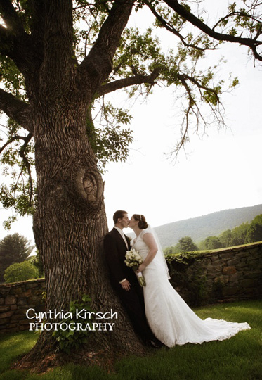Wedding Kiss by Cynthia Kirsch Virginia