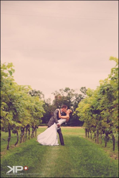 Brideandgroom Winery Wedding NJ