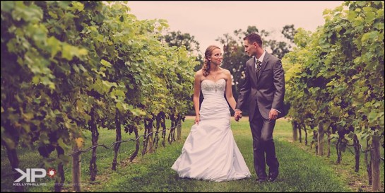 Winery Wedding New Jersey