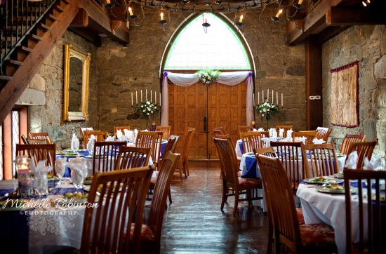 Castle McCulloch North Carolina Wedding