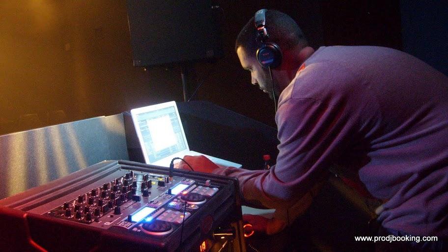 Pro DJ Booking