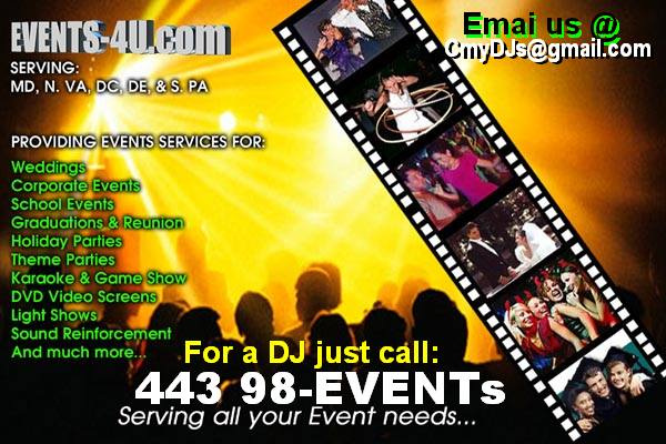 Events-4U DJs